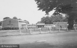 Shirley, West Wickham And Shirley Baptist Church c.1965