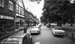 Shirley, West Wickham Road c.1965