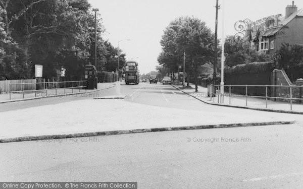 Photo of Shirley, Wichkham Road c.1960