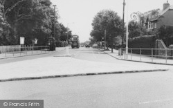 Shirley, Wichkham Road c.1960