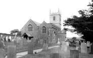 Shirwell, Church c1955