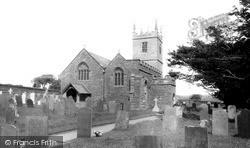 Shirwell, St Peter's Church c.1965