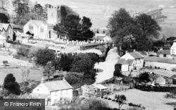 Shirwell, The Village c.1955