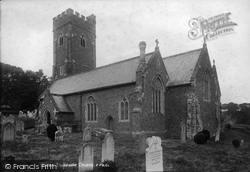Church Of St Swithun 1904, Shobrooke