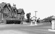 Shoeburyness, Ness Road c1955