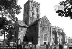 Shoreham-By-Sea, Church Of St Mary De Haura 1890