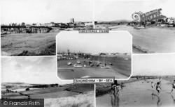 Shoreham-By-Sea, Composite c.1960