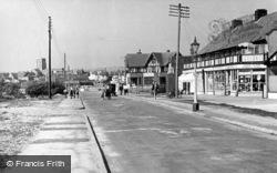 Shoreham-By-Sea, Ferry Road c.1950