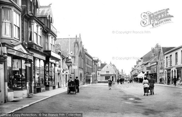 Shoreham-By-Sea, High Street 1919