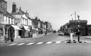 Shoreham-By-Sea, High Street c.1960