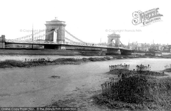 Shoreham-By-Sea, Norfolk Bridge 1919