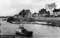 Shoreham-By-Sea, View From The Bridge c.1965