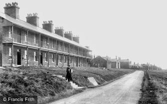 Shorncliffe, Married Men's Quarters 1903