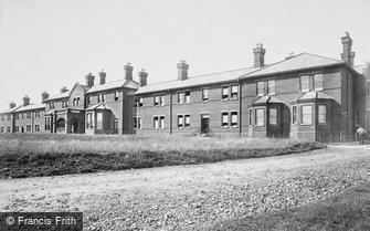Shorncliffe, Moore Barracks 1897