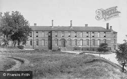 Shorncliffe, Royal Field Artillery Barracks 1903, Shorncliffe Camp