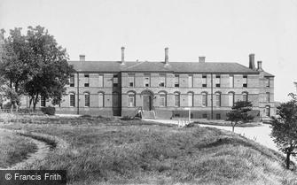 Shorncliffe, Royal Field Artillery Barracks 1903