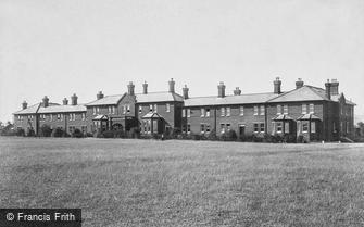 Shorncliffe, Somerset Barracks 1897