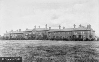 Shorncliffe, Somerset Barracks 1903