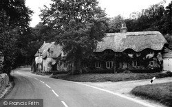 Shorwell, The Green 1961