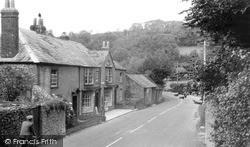 Shorwell, The Village 1951