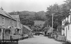 The Village c.1950, Shorwell