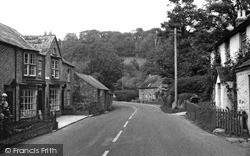 Shorwell, The Village c.1955