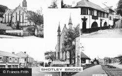 Composite c.1960, Shotley Bridge