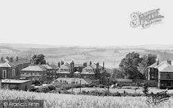 The Hospital c.1960, Shotley Bridge