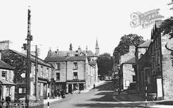 The Village c.1968, Shotley Bridge