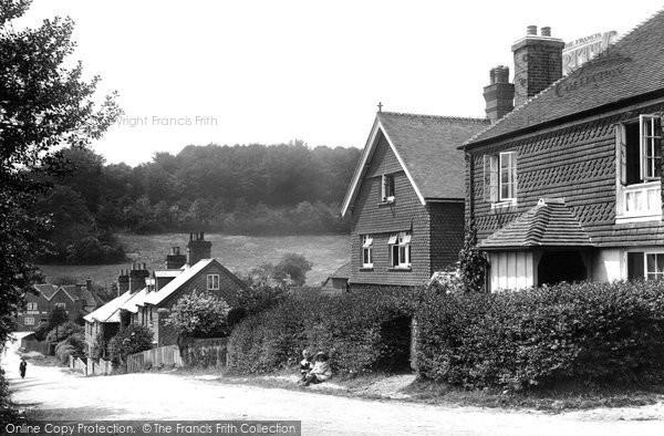 Photo of Shottermill, Critchmere 1914