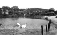 Shottermill, the Pond 1913