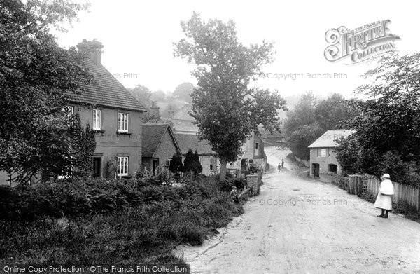 Photo of Shottermill, Three Counties Bridge 1907