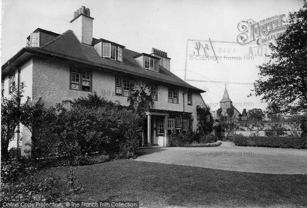 Photo of Shottermill, Three Counties House 1913
