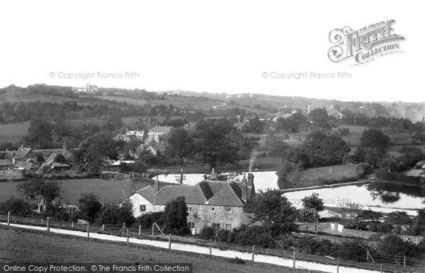 Photo of Shottermill, Village 1901