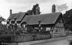 Anne Hathaway's Cottage 1922, Shottery