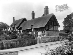 Shottery, Anne Hathaway's Cottage 1922