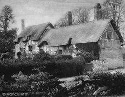 Shottery, Anne Hathaways Cottage c.1880