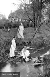 At Shottery Brook c.1890, Shottery