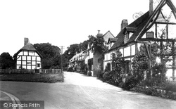 Shottery, The Village 1922
