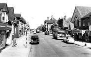 Shotton, Chester Road West c1965