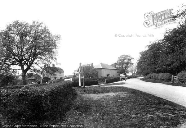 Shovers Green, the Village 1903