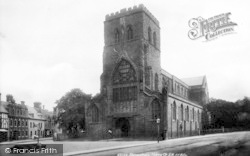 Shrewsbury, Abbey Church 1901