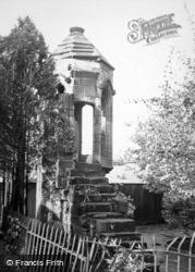 Shrewsbury, Abbey, Reader's Pulpit c.1950