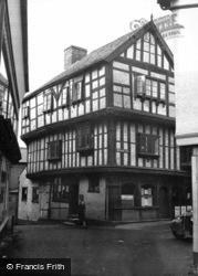 Shrewsbury, Abbot's House c.1950