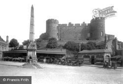 Shrewsbury, Castle 1896