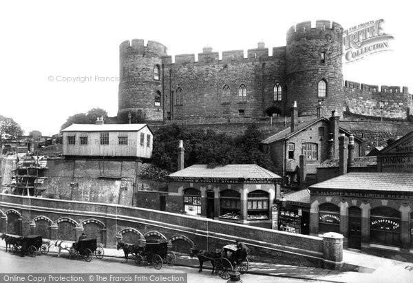 Photo of Shrewsbury, Castle 1903