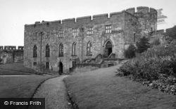 Shrewsbury, Castle 1949