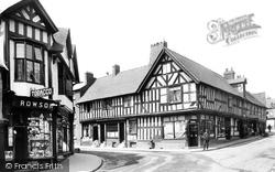 Shrewsbury, Frankwell 1911