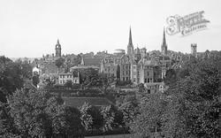 Shrewsbury, General View c.1935