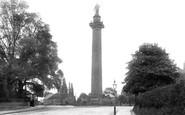 Shrewsbury, Hill's Monument 1891